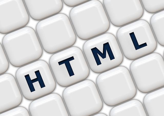 HTMLの勉強